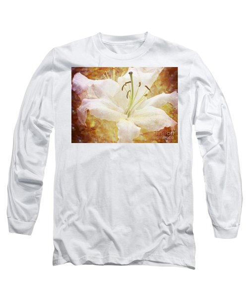 Sparkling Lily Long Sleeve T-Shirt