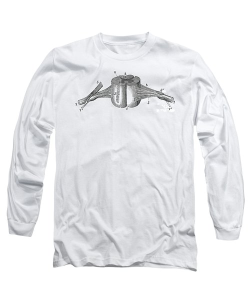 Spinal Cord Long Sleeve T-Shirt