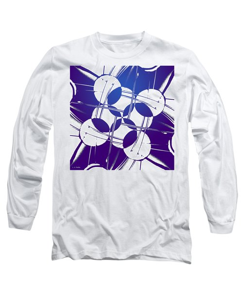 Long Sleeve T-Shirt featuring the photograph Square Circles by Lauren Radke