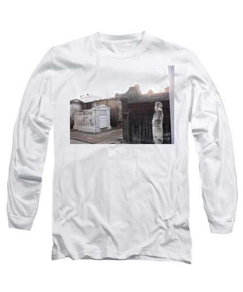 Long Sleeve T-Shirt featuring the photograph Standing Guard by Alys Caviness-Gober