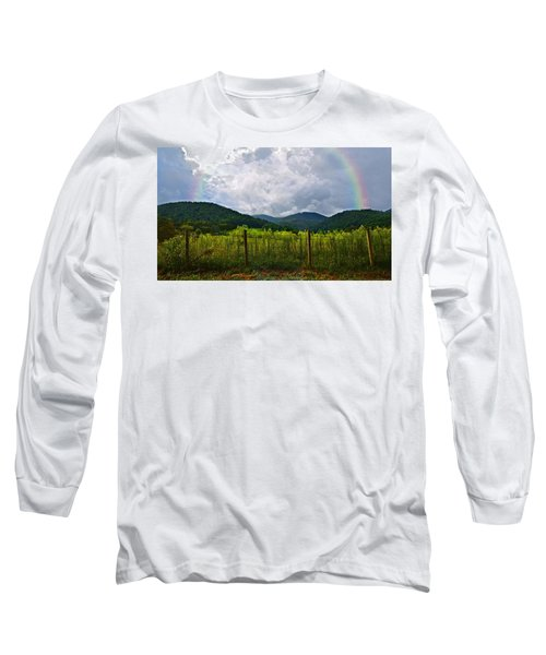 Storm Breaking Long Sleeve T-Shirt