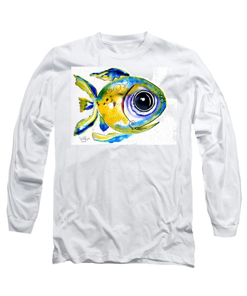 Stout Lookout Fish Long Sleeve T-Shirt