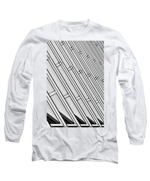 Structural Intrigue Long Sleeve T-Shirt