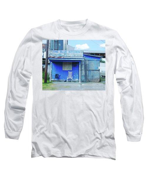 The Blue Kitchen Long Sleeve T-Shirt