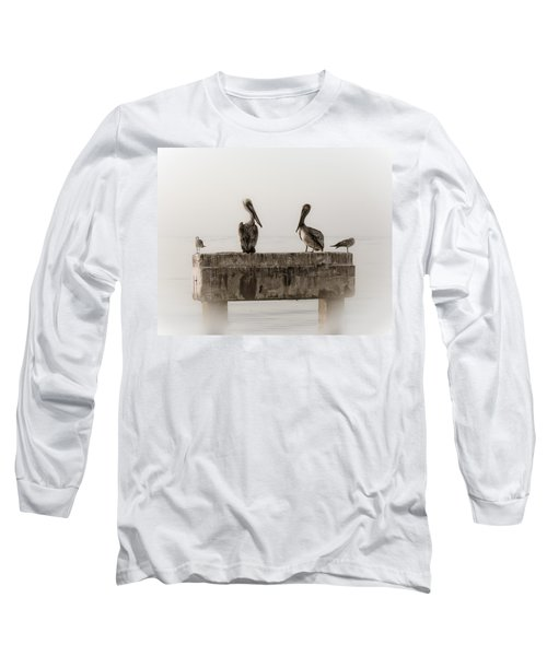 The Comedians Long Sleeve T-Shirt