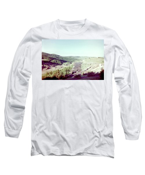Long Sleeve T-Shirt featuring the photograph The Mine by Bonfire Photography