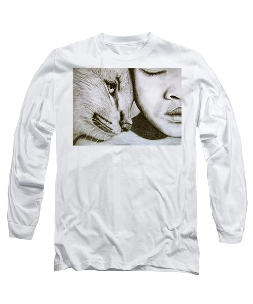 The Wild And The Innocent Long Sleeve T-Shirt