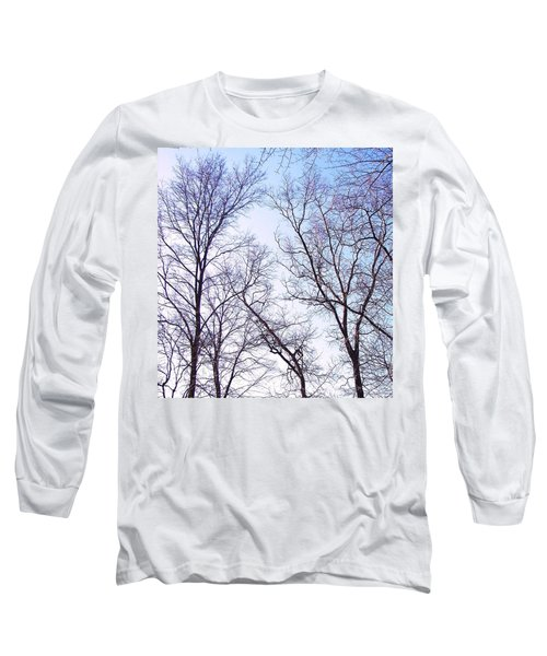 Long Sleeve T-Shirt featuring the photograph Through To Heaven by Pamela Hyde Wilson