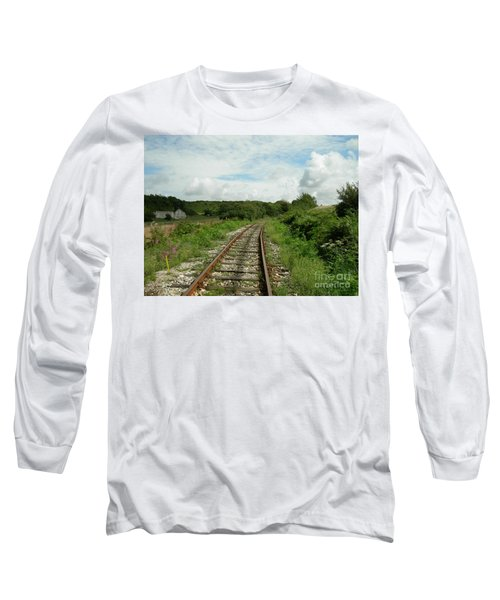 Traveling Towards One's Dream Long Sleeve T-Shirt