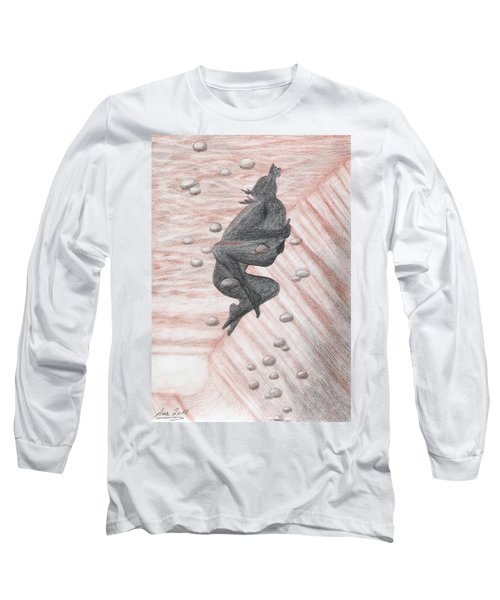 Underwater Embrace Long Sleeve T-Shirt