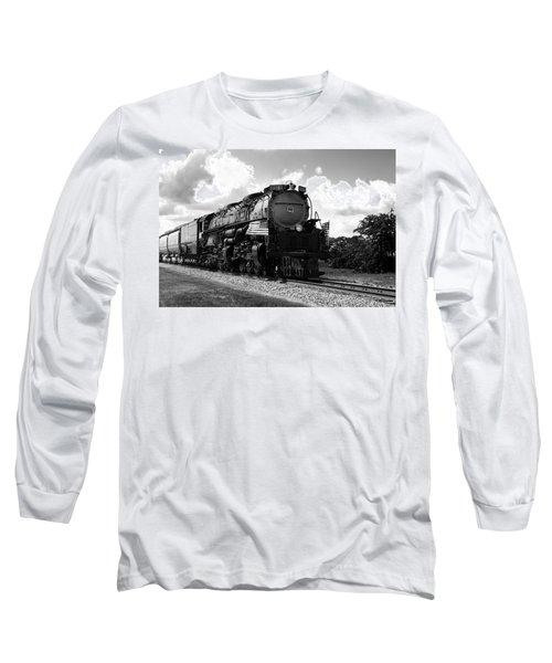 Union Pacific 3985 Long Sleeve T-Shirt