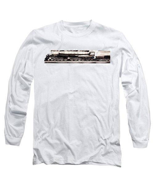 Union Pacific 4-8-8-4 Steam Engine Big Boy 4005 Long Sleeve T-Shirt