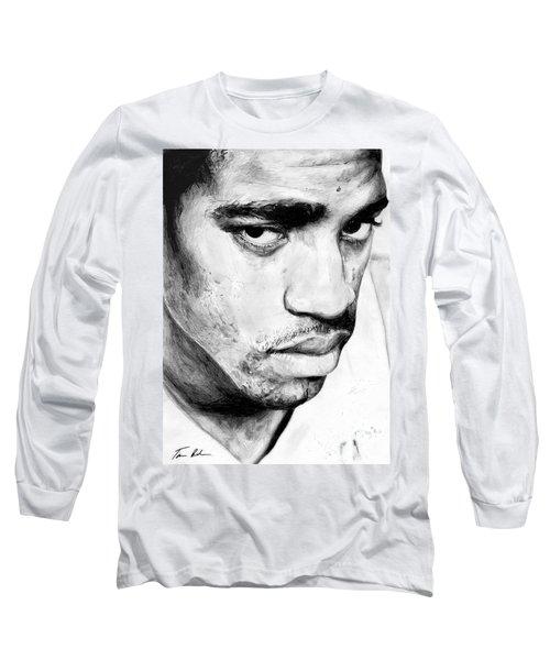 Vince Carter Long Sleeve T-Shirt by Tamir Barkan