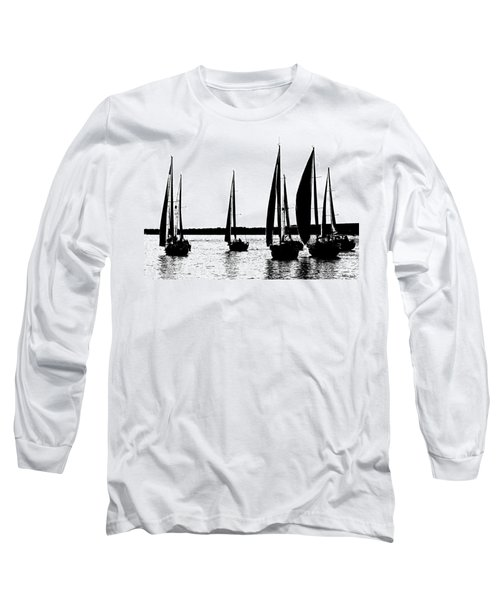 Waiting On The Wind Long Sleeve T-Shirt