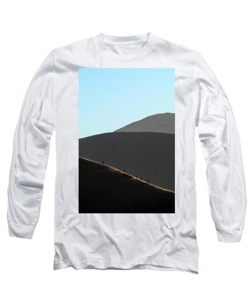Walk The Edge Long Sleeve T-Shirt