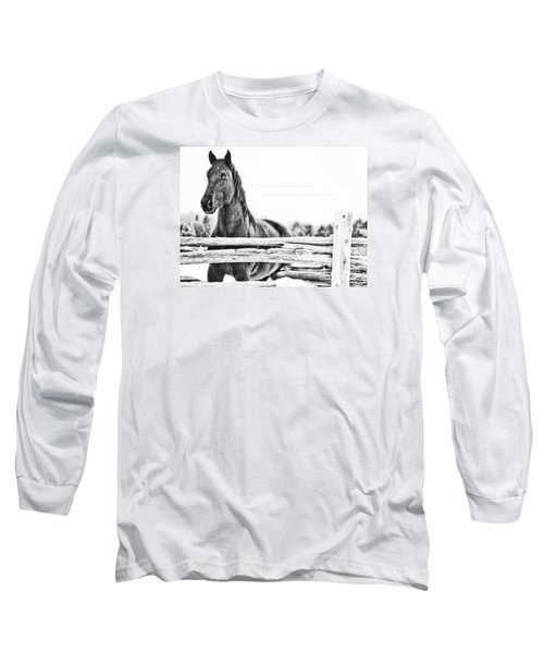 Watching Close Long Sleeve T-Shirt