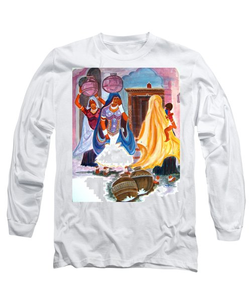 Water Belles Long Sleeve T-Shirt