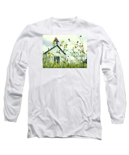Willkommen Hier Long Sleeve T-Shirt