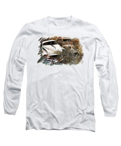 Wreck 3 Long Sleeve T-Shirt