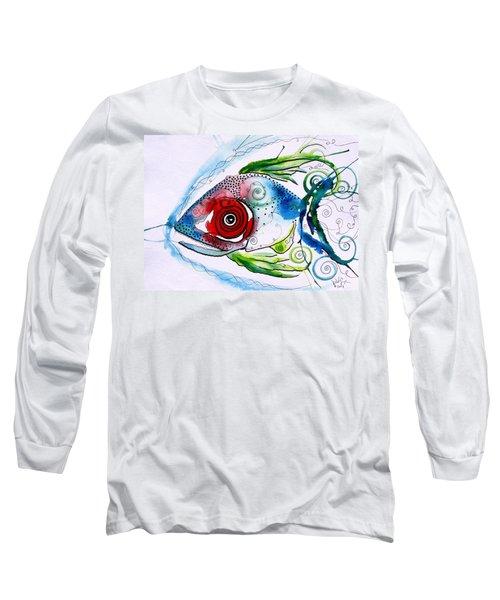 Wtfish 001 Long Sleeve T-Shirt