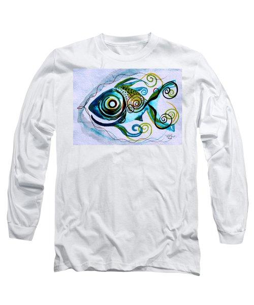 Wtfish 006 Long Sleeve T-Shirt