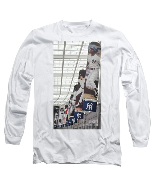 Yankee Flags Long Sleeve T-Shirt