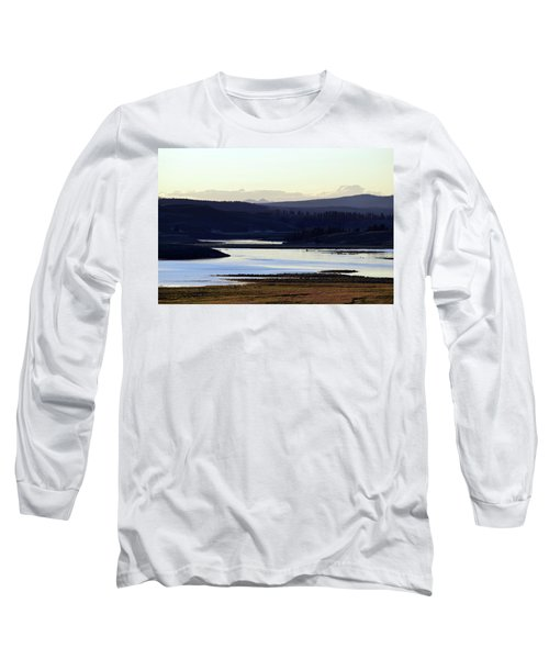 Yellowstone Landscapes Long Sleeve T-Shirt