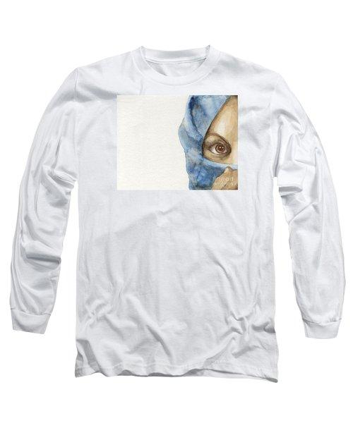 Esther Long Sleeve T-Shirt by Annemeet Hasidi- van der Leij