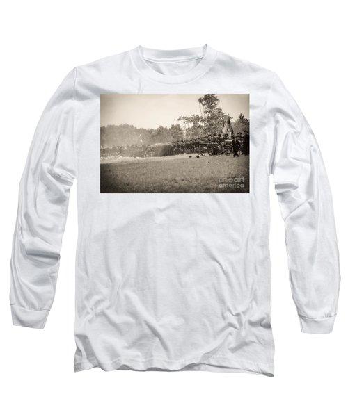 Gettysburg Union Infantry 9968s Long Sleeve T-Shirt