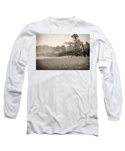 Gettysburg Union Infantry 9968s Long Sleeve T-Shirt