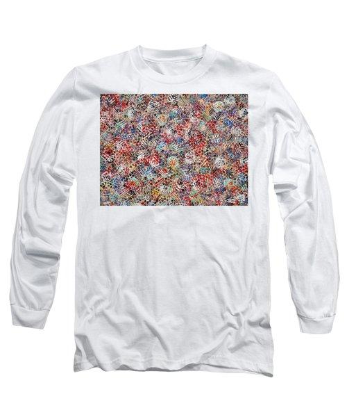 Golf Long Sleeve T-Shirt by Natalie Holland