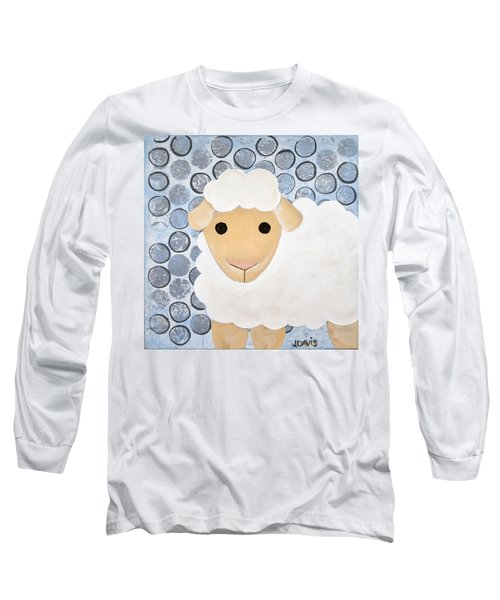 The Blessing Of The Lamb Long Sleeve T-Shirt