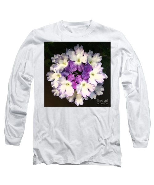Perfect Crown Of Mother Nature Long Sleeve T-Shirt by Jasna Gopic
