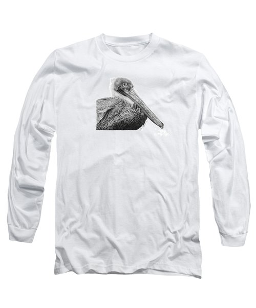 047 - Sinbad The Pelican Long Sleeve T-Shirt