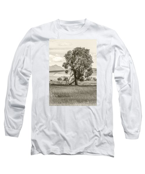 #0552 - Southwest Montana Long Sleeve T-Shirt