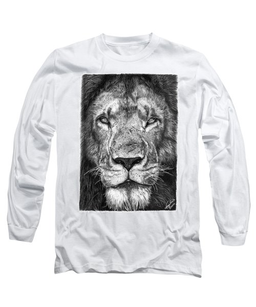 059 - Lorien The Lion Long Sleeve T-Shirt