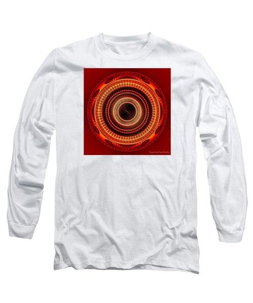 #091520152 Orange Version Long Sleeve T-Shirt