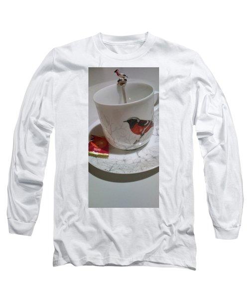 Kotori Means Bird Long Sleeve T-Shirt