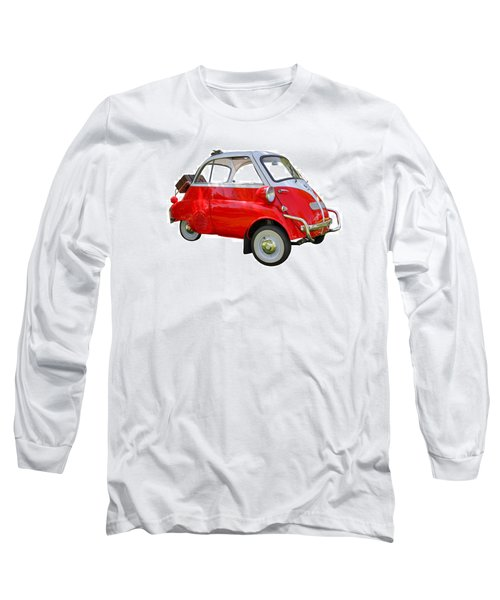 1957 Isetta 300 Long Sleeve T-Shirt