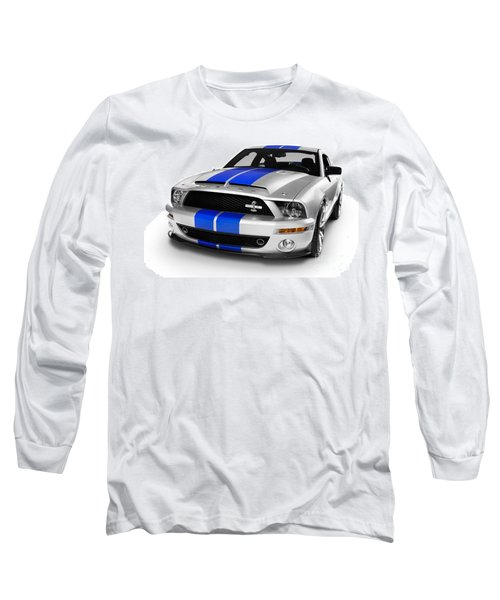 2008 Shelby Ford Gt500kr Long Sleeve T-Shirt