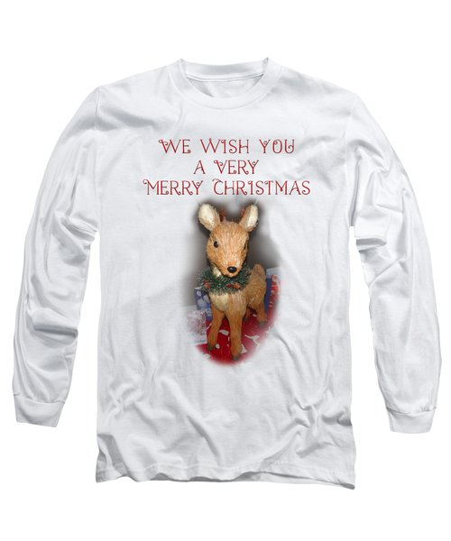 A Very Merry Christmas Long Sleeve T-Shirt