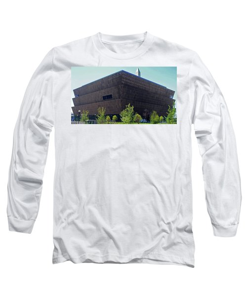 African American Museum 1 Long Sleeve T-Shirt