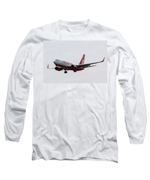 Airberlin Boeing 737 Long Sleeve T-Shirt