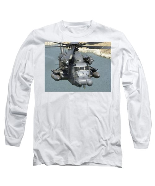 Aircraft Long Sleeve T-Shirt