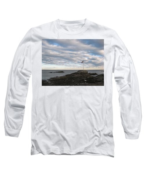 Anchor Beach Long Sleeve T-Shirt