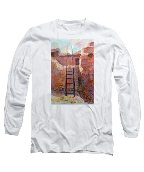 Ancient Walls Long Sleeve T-Shirt