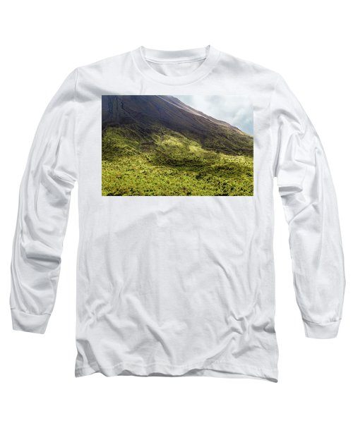 Arenal Volcano, Costa Rica Long Sleeve T-Shirt