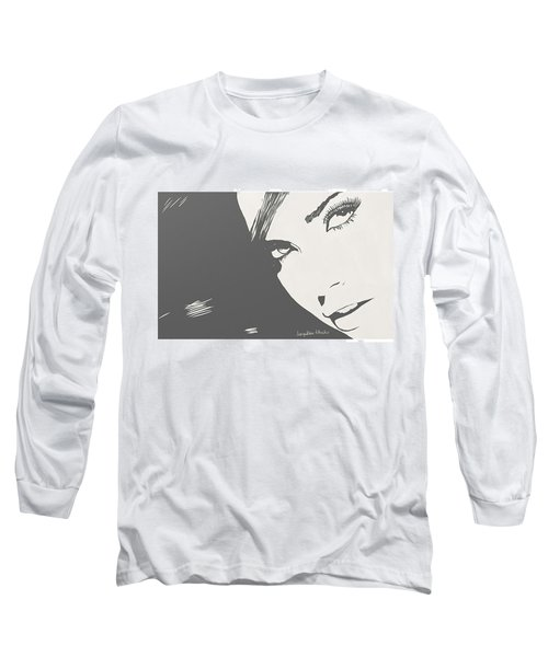 #art #illustration #drawing #draw Long Sleeve T-Shirt