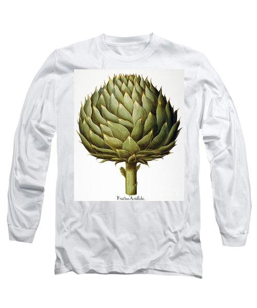 Artichoke, 1613 Long Sleeve T-Shirt