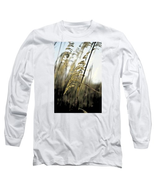 Artistic Grass - Pla377 Long Sleeve T-Shirt